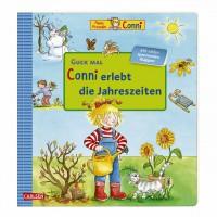 Kinderbuch Conni Jahreszeiten ab 3 Jahre