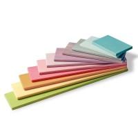 Grimms Bauplatten Set pastell