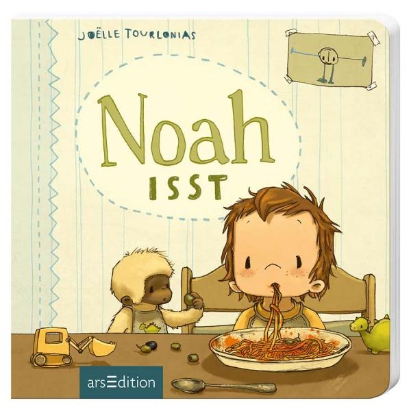 Vorlese Buch Noah isst ab 12 Monate