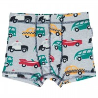 Graue Boxershorts Traffic