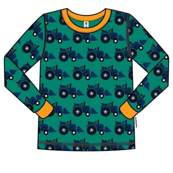 Shirt mit soften Armbündchen elastisch am Hals - U-Boot