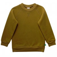 Basic Sweat Pullover dunkel Olivton