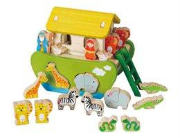 Arche Noah zum Stecken & Spielen
