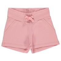 Sweat Shorts Mädchen - cool, sommerlich robust altrosa