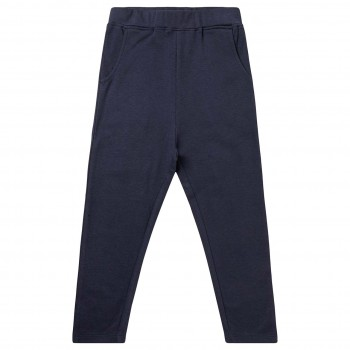 Lockere Hose in navy