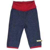 Warme und weiche Kinderhose mit Softbund umklappbar