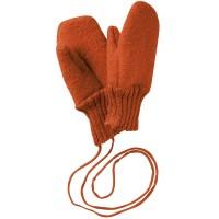 Walk-Handschuhe Kinder in orange