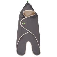 Vorschau: Bio Einschlagdecke für Babyschale & Autositz