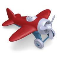 robusters Flugzeug für Wasser- & Sandspiele rot