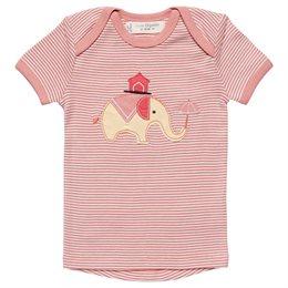 Süsses rosa Elefanten T-Shirt