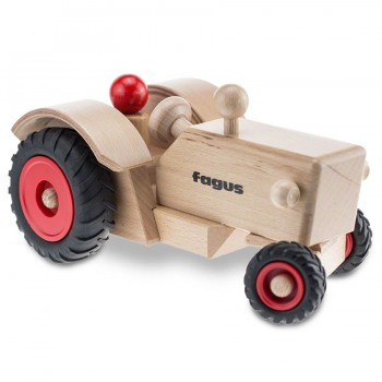Holz Traktor 2 - 8 Jahren