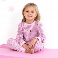 Süsser Mädchen Schlafanzug Sternschnuppe