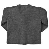Vorschau: Strickjacke Wolle kbT grau