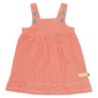 Leichtes Sommerkleid orange