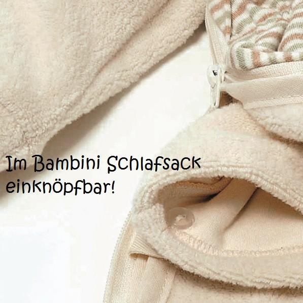 """Warmes Langarmshirt """"BW-Seide Sweaty"""" für Schlafsack"""