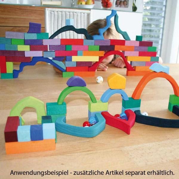 Kleiner vier Elemente Baukasten 23 Teile