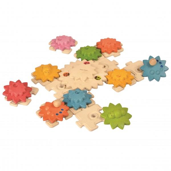 Zahnradpuzzle, 24-teilig