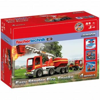 Easy Starter Baukasten ab 3 Jahre Feuerwehr 45 Teile