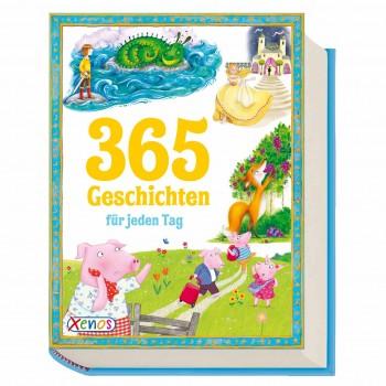 Kinderbuch 365 Geschichten ab 3 Jahre