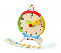 Uhr mit Zeit für Aktivitäten