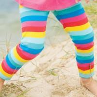 Leggings Regenbogen-Design