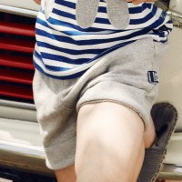 robuste Unisex Kinder Shorts Sweathose