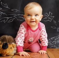 Vorschau: Bio Babystrampler oder Schlafanzug - Fairtrade & GOTS