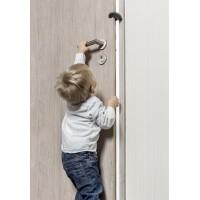Vorschau: Türstopper für Kinder - anthrazit