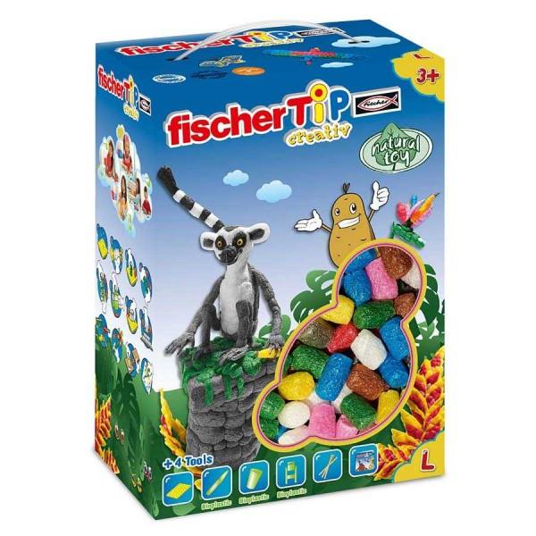 Fischer Tip Box L mit Zubehör 600 Teile
