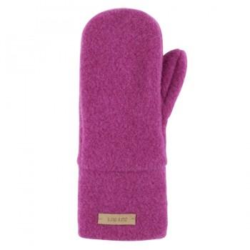 Warme Kinder Handschuhe beere