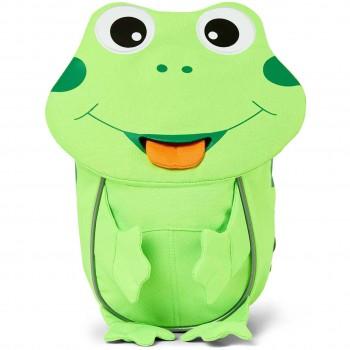 Ergonomischer Rucksack 1-3 Jahre Frosch hellgrün