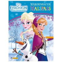 Die Eiskönigin – Mein märchenhafter Malspaß