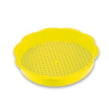 Mini Sieb bioline - gelb