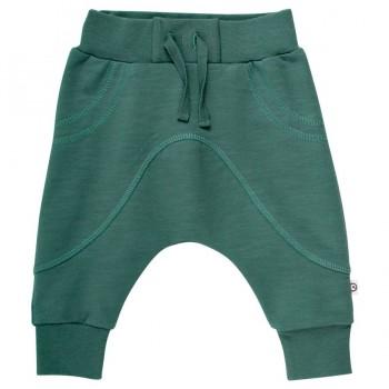 Jungen Sweathose kräftiges pastell-grün
