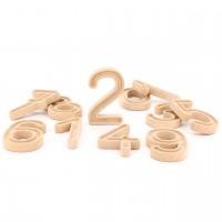 11 Ziffern aus RE-Wood® - Zahlen lernen ab 5 Jahren