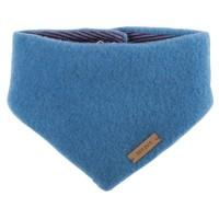 Winter Dreiecktuch verstellbar pastellblau
