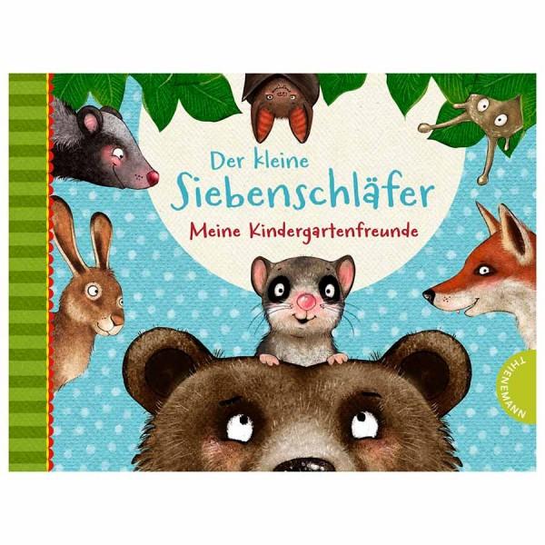 Freundebuch Der kleine Siebenschläfer