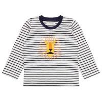 Jungen Shirt gestreift - Löwe