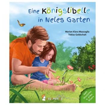 """Sachbuch """"Eine Königslibelle in Neles Garten"""""""