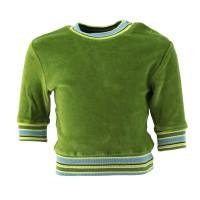 Sweatshirt warmer Nicki & Druckknöpfe