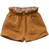 Robuste Sweat Shorts karamell-braun