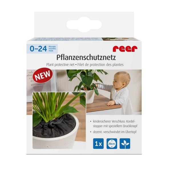 Pflanzenschutznetz 20 cm mit Kordelstopper