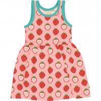 Flatterkleid Erdbeere in rosa