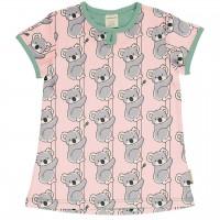Rosa Koala T-Shirt A-Schnitt