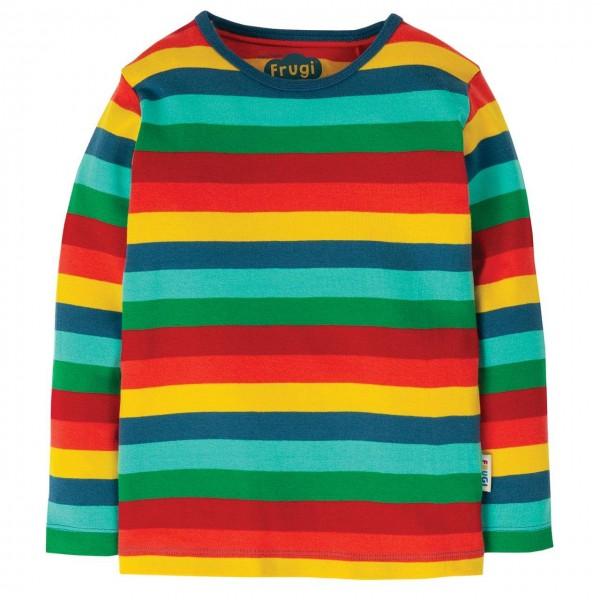 Griffiges langarm Shirt Multi stripes