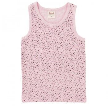 Bio Unterhemd Mädchen people rosa