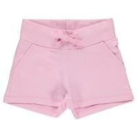 Sweat Shorts Mädchen - cool, sommerlich robust rosa