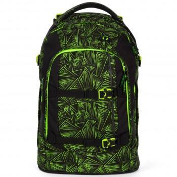 Schulrucksack ergonomisch satch pack Green Bermuda - 30l
