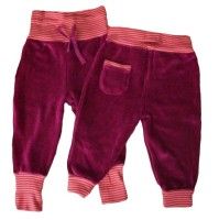 Warme Nicki Krabbelhose - Indian - Bio & robust