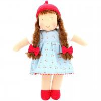 Bio Puppe zum Ankleiden 38 cm - Klara